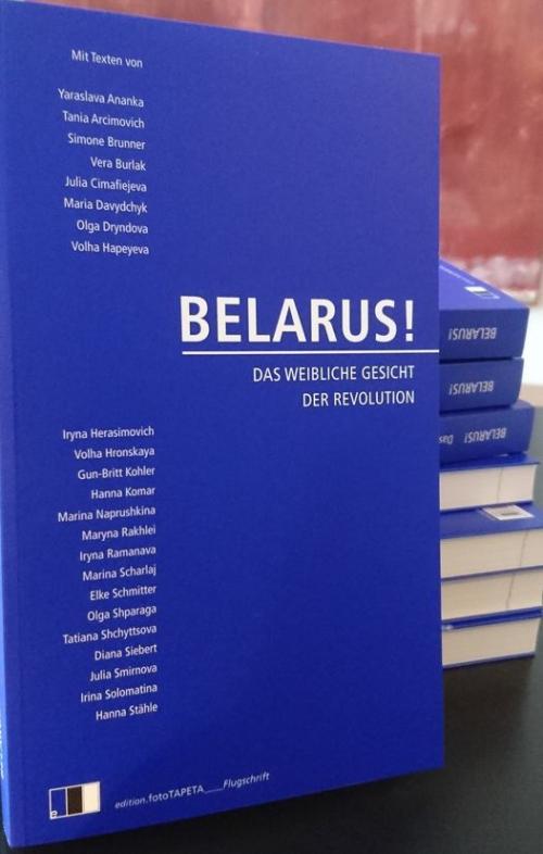 Cover of BELARUS! Das weibliche Gesicht der Revolution