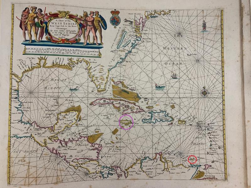 Maps 7 TAB.77 ii