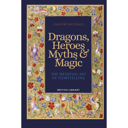 Dragons heroes myths and magic cover