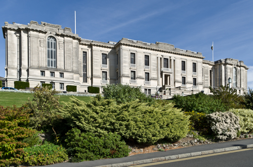 Image of National Library of Wales, Aberystwyth