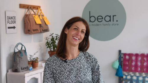 bear, founded by Bryony Fayers