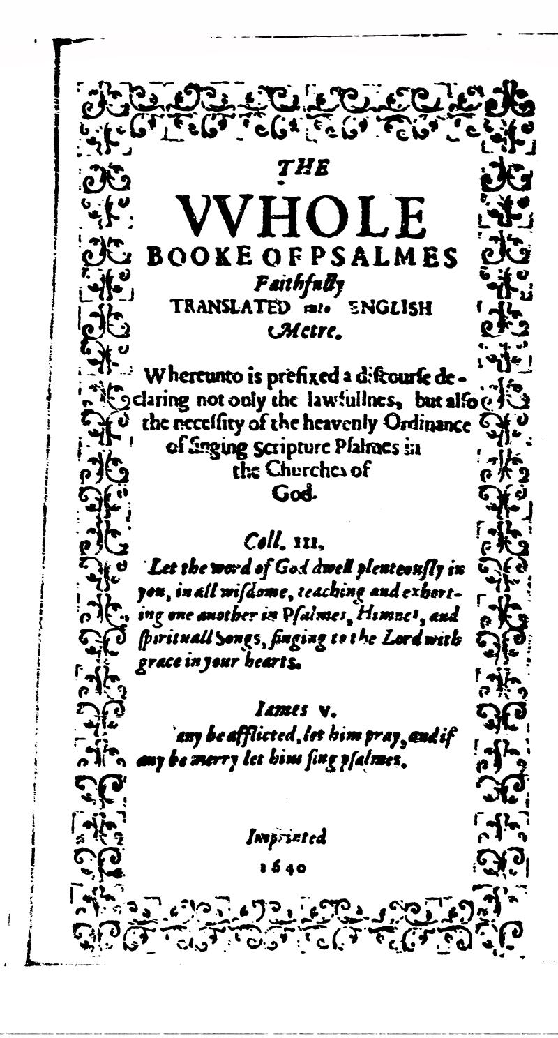Psalmes II