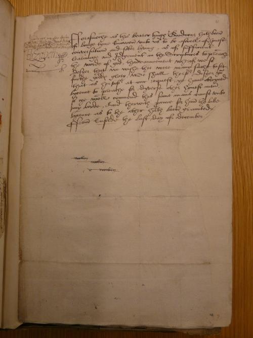 Elizabeth letter