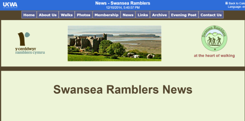 Swansea-ramblers