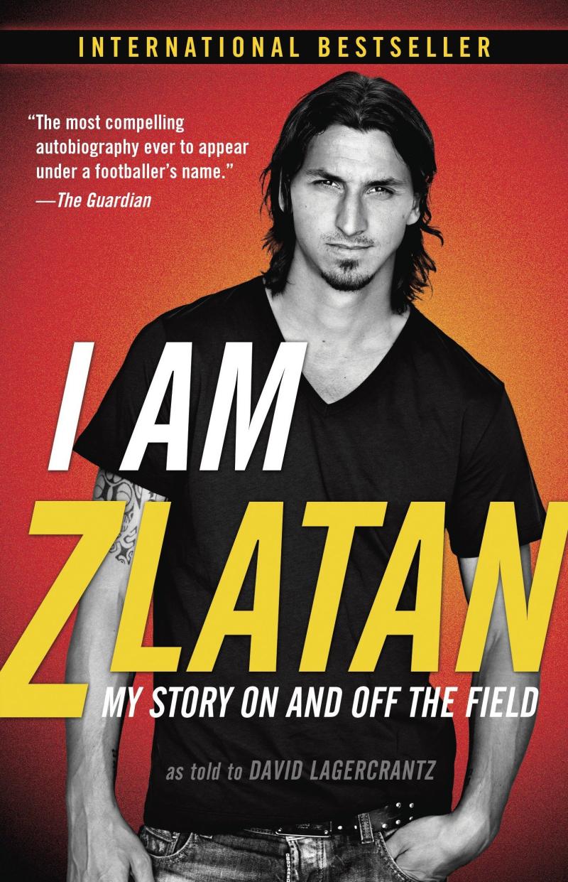 I am Zlatan cover