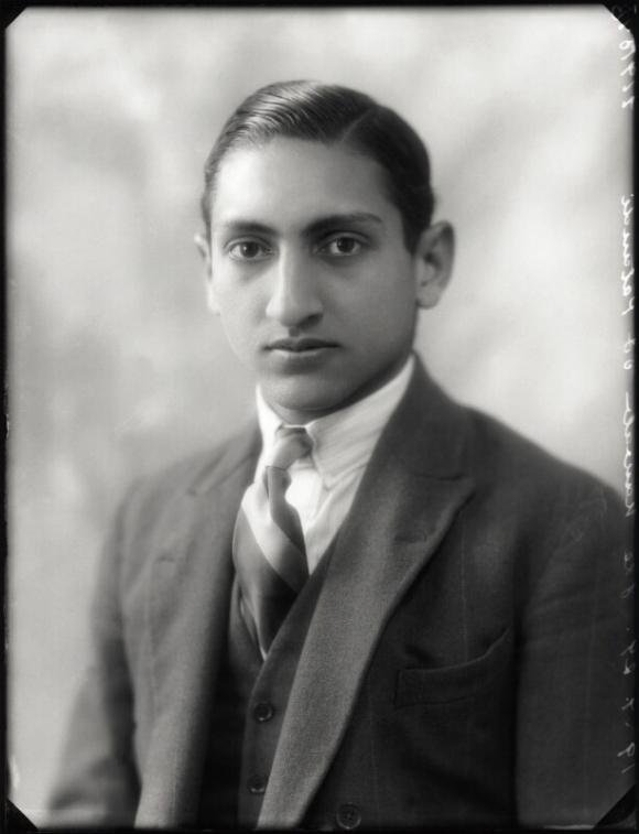 NPG Iftikhar-Ali-Khan-Bahadur-Nawab-of-Pataudi