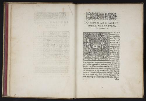 James VI, Basilikon doron (1599)