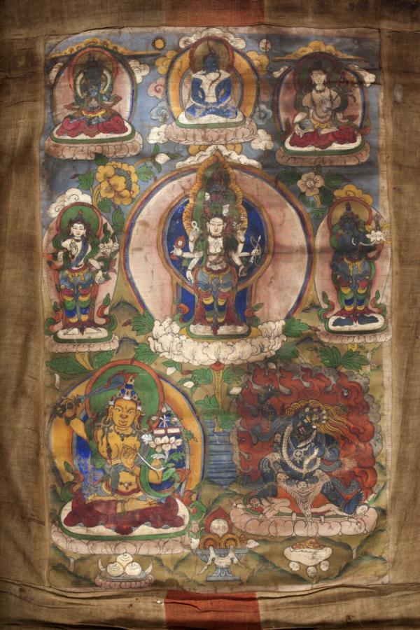 EAP1016/1/2/1 - A Tibetan Thangka