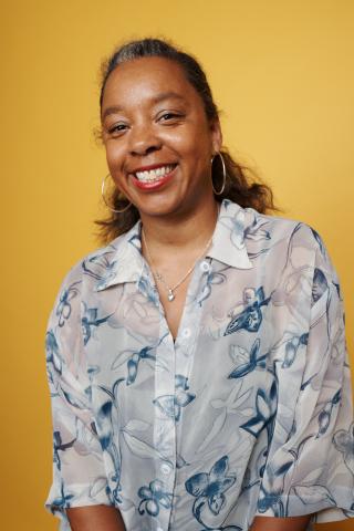 Carolyn founder of Afori Books