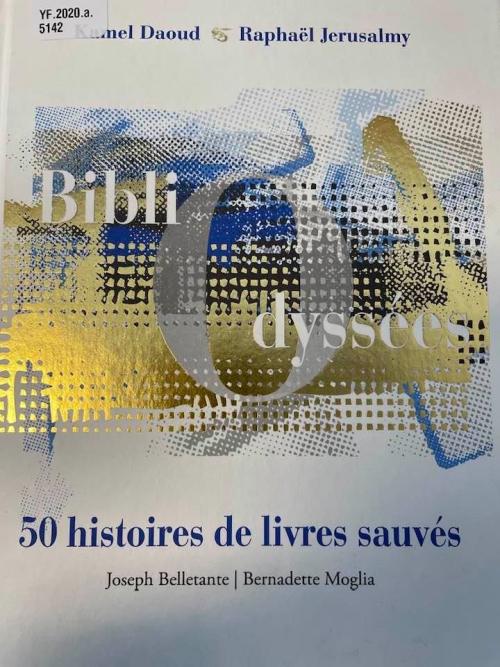 Cover of BibliOdyssées